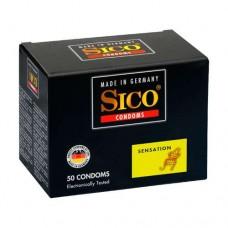 Sico Sensation Condooms - 50 Stuks