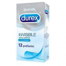 Durex Invisible Extra Sensitive - 12 stuks